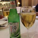 Chilling out at the Chinese Rest at 2nd floor