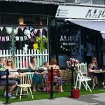 Alice's Tearoom