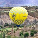 Turkey Hot Air Balloons