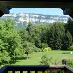"""View from the room """"Edelweiss"""""""
