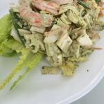 Love this shrimp salad!!!