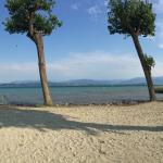 Garda lake area