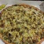 Pizza Familiar de Papa Jhons!!!