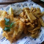Cod 'n' chips