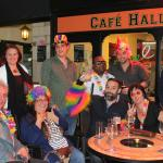 Henshaws Staff Party