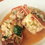 Lobster Rice dish