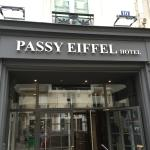 Photo de Passy Eiffel Hotel