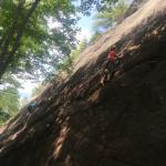 Fun climbing