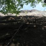 First climb ever
