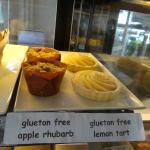 Gluten free options!