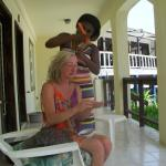Foto de Exotic Caye Beach Resort