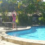 pool was nice