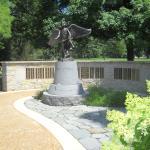 Angel of Hope Memorial for children