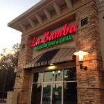 ‪La Bamba Mexican Bar & Grill‬