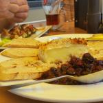Baked Brie, Rock Creek Tap and Grill  |  857 Thatcher Drive East, Moose Jaw, Saskatchewan S6J-0A