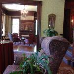 Foto de Churchill Manor Bed and Breakfast