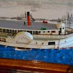 Model of the Wenonah