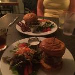 Feral Pig burger