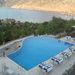 Selimiye bay view