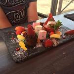 Les desserts baba et totale régression