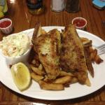 Pickerel and Fries