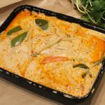 Red curry Thai box