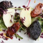Stornoway Black Pudding with Chorizo and Apple