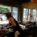 The Yolk Café Foto