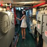 Sexy Lady - USS Midway Museum