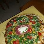 Il disco pizza è buonissimo