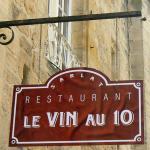 Le Vin au 10
