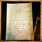 Hantverk and Found menu 17th July