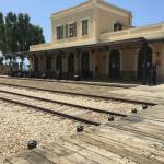 Old Train Station Tel Aviv
