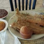 Good portion & good food.