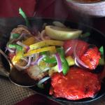 The food is likely as juicy as it gets in indian cousine. The taste is nice, smooth and rounded.