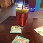 Bar 10 Royale cocktail