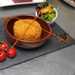 Camembert paysan rôti