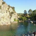 Photo de Gorges of the Solenzara River