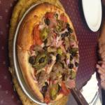 Life on the Mississippi Pizza!