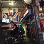 Great sport game pub! Cozy & friendly!