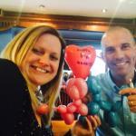 10th wedding anniversary meal! Fab meal, fab restaurant, fab night!