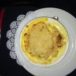 Three Cheese Macaroni Au Gratin