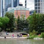 Foto de Sheraton Suites Calgary Eau Claire