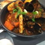 Seafood Clay Pot