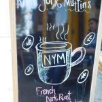New York Muffins - well worth a visit