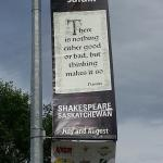 Shakespeare on the Saskatchewan