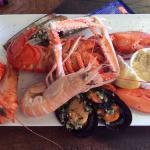 Le homard une vrai tuerie un véritable délice Paella pour la fête de la musique même le cuisini