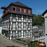 Wonderful example of the distinctive Fachbau houses.