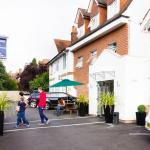 Foto de BEST WESTERN Linton Lodge Hotel