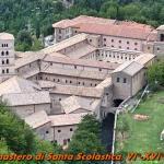 Subiaco: Convento di Santa Scolastica VI°-XVI°sec.